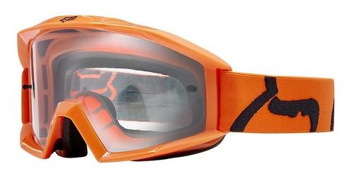 goggle fox main race