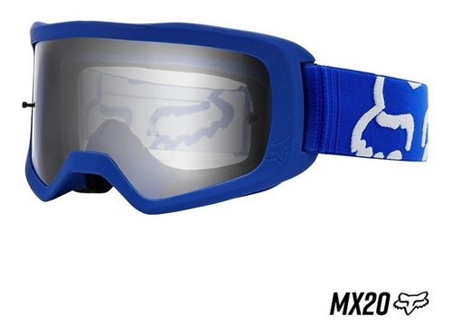goggle fox main race mx20