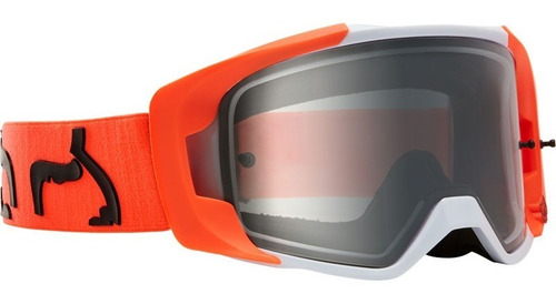 goggle fox vue dusc naranja/fl motocross all road mtb bmx mx