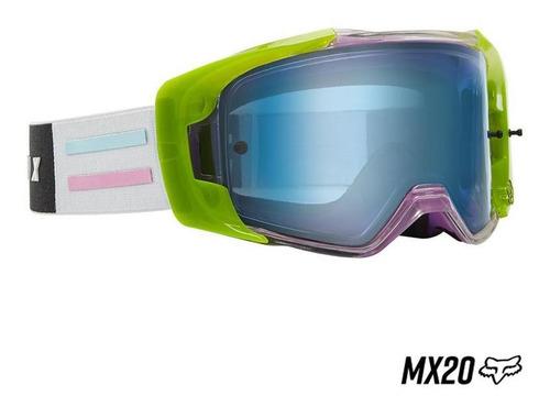 goggle fox vue vlar mx20