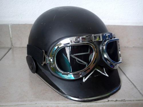 goggles - lentes retro: tipo aviador. vintage. motocicleta