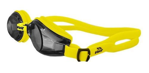 goggles natación nitro g-70 unitalla amarillo 78832 voit