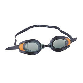 goggles negro con azul,amarillo,naranja-bw-21005n