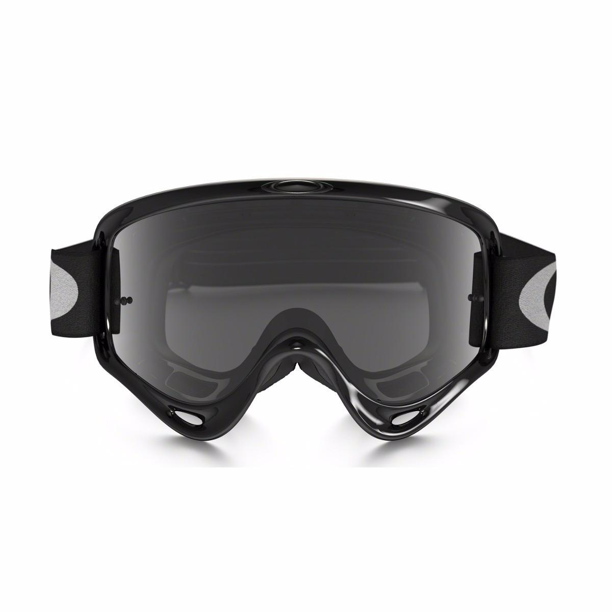 goggles oakley o frame mx jet black  dark grey oo7010 01-713. Cargando zoom. ec579fc5ad5