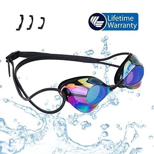 Goggles Para Nadar Vetoky Gafas De Natación Con Espejo Ant