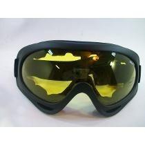 gogles amarillos para gotcha o motociclista camouflage mmy