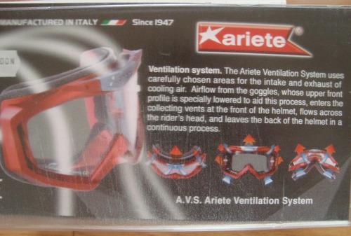 gogles goggles lentes gafas motocross offroad linea glamour