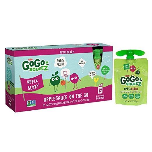 Gogo squeez pur de manzana en el go apple berry 3 2 - Pure de castanas y manzana ...