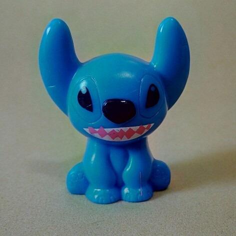 gogos disney 2ª série - stitch azul, bafo de onça ou fred