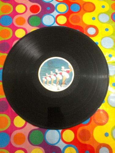 gogos lp vacation 1982. disco en excelente estado.