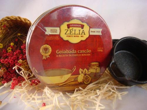goiabada cascão zélia - lata