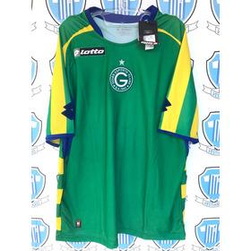 Goiás 3ª Camisa, Lotto 2012, Nº 10 G Nunca Usada Na Etiqueta