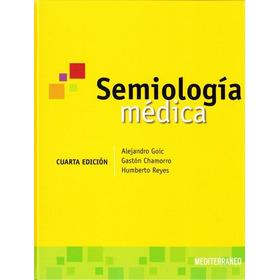 Goic Semiología Medica 4º Ed - Envío Gratis