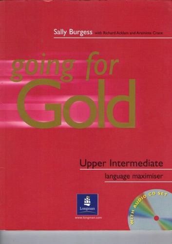 going for gold upper intermediate sally burguess workbook+cd