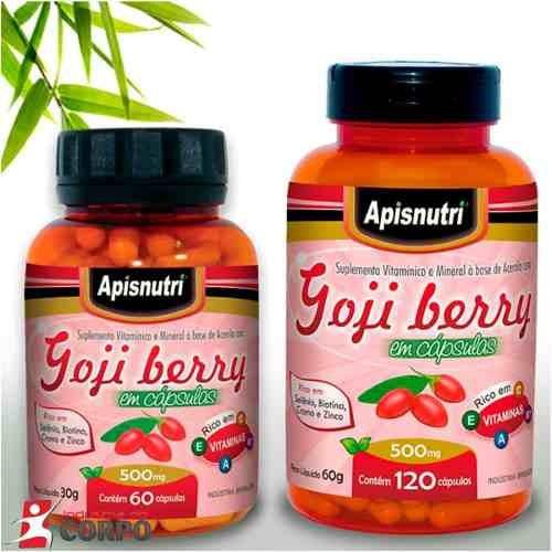 goji berry 240 cap 550mg o melhor entrega imediata!!!