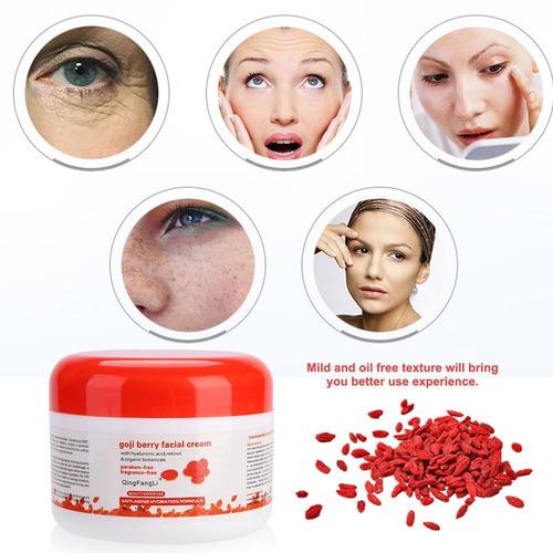 goji crema antiarrugas antiedad ácido hialuronico 4oz promo
