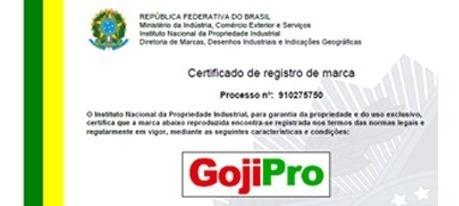 gojipro 60 cápsulas em promoção