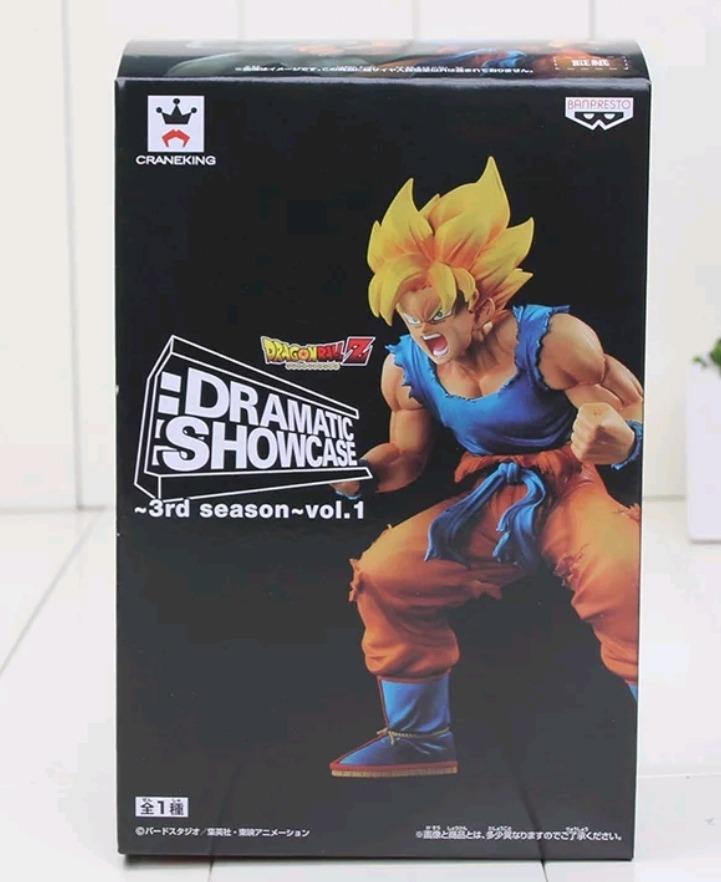 Goku Dragon Ball Z Super Saiyajin Transformacion Navidad