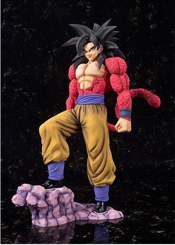 goku fase 4 dragon ball gt figura 100% nueva coleccion