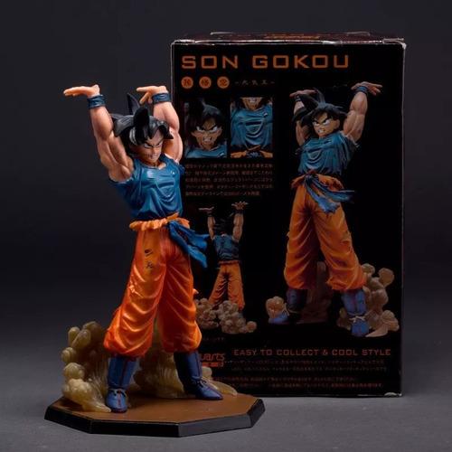 goku genki-dama | dragon ball z figura 16cm