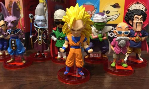 goku ss3 dragon ball z world collectable figure god vs god