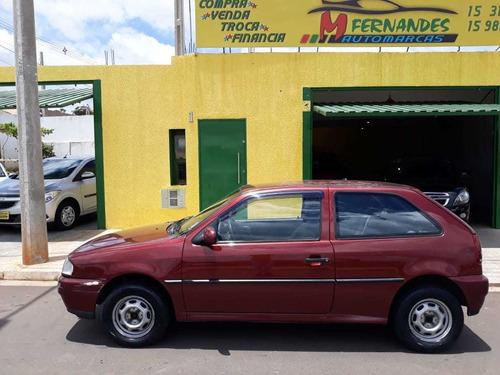gol 1.6 gasolina 2p repasse - 1996