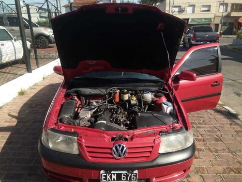 gol 1.9 diesel 180000 km reales full full impecable
