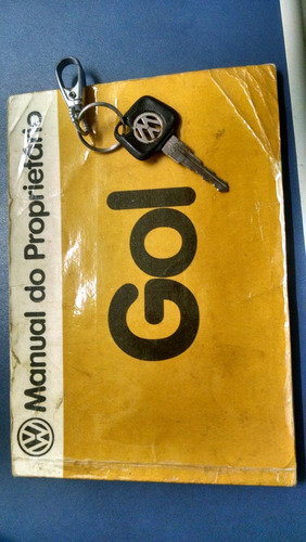 gol bx 1983, raridade pra colecionador, troco/carro/moto