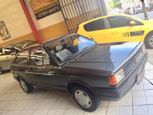gol cl 1.6 ap 1989 quadrado unico dono kingcar multimarcas