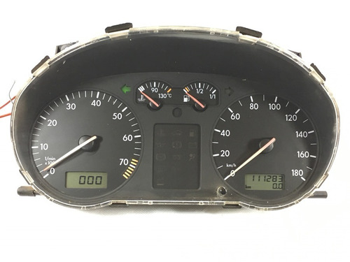 gol g3 11 painel velocimetro conta giros rpm 377919033hj ***