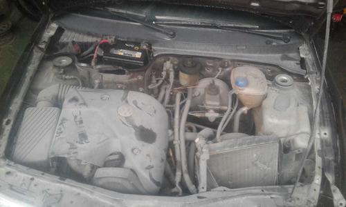 gol g3 ano 2002 motor 2.0 8v so peças