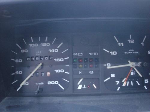 gol gl 1.8 ap 1990 apenas 19 mil km! raridade!! troco!