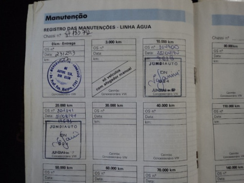 gol gti 1994