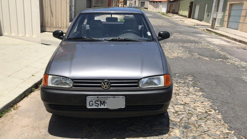 gol mi 1997/1998 carro raridade em estado de zero