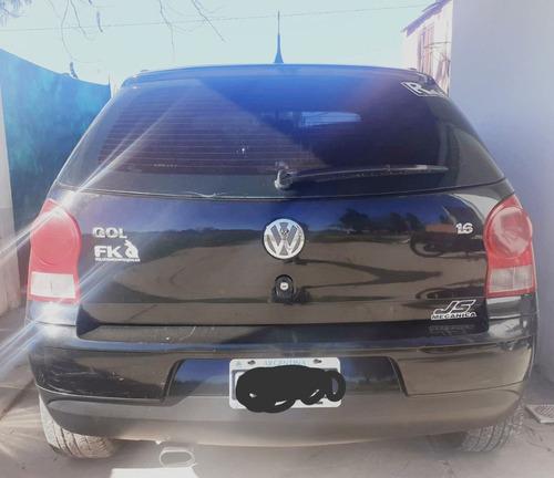 gol power 1.6 sedan 3 puertas 2007