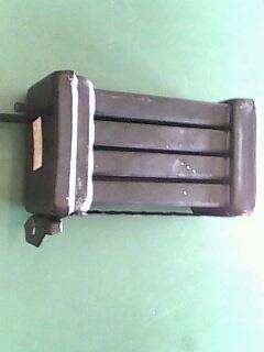 gol saveiro motor a ar  radiador de oleo