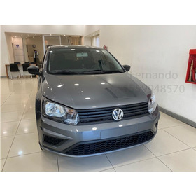 Gol Trend 0km 2020 Trendline Nuevo Volkswagen Vw My20 Autos1