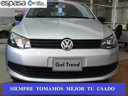gol trend trendline my 18 1.6 2017 0 km 3 puertas  ma