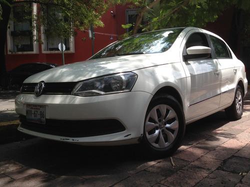 gol volkswagen sedan seminuevo 2016 4 puertas 4cilindros