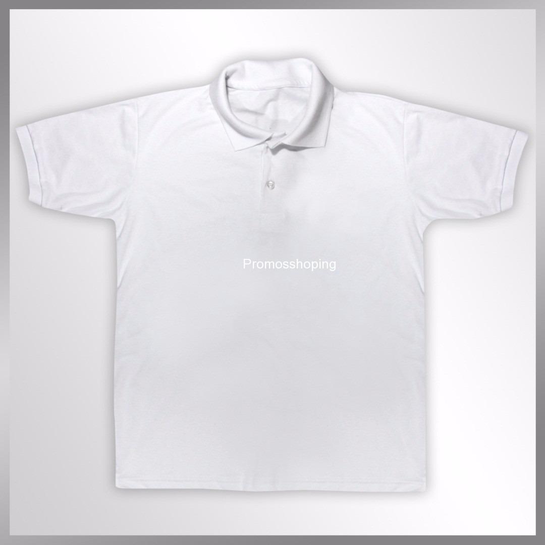 Gola Polo Frete Grátis Camisa Polo Lisa Em Promoção - R  44 7812b982d314d