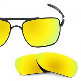 162e5f48c Óculo De Sol Oakley Deviation Dourado Novo Original - Óculos no ...