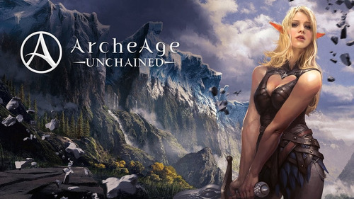 gold archeage unchained godfrey
