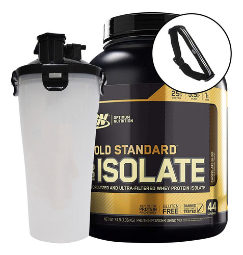 gold standard isolate 5 lb optimum nutrition