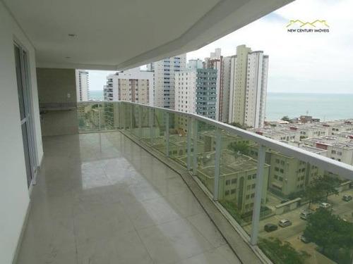 gold summer - apartamento  à venda, itapuã, vila velha - vista eterna ! - ap1924