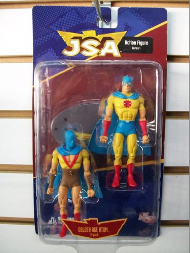 golden age atom justice society of america jsa dc direct