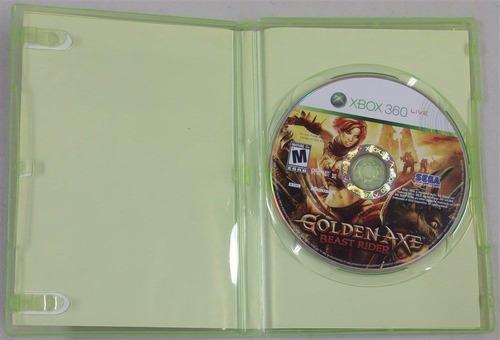 golden axe beast rider xbox 360 envio gratis a