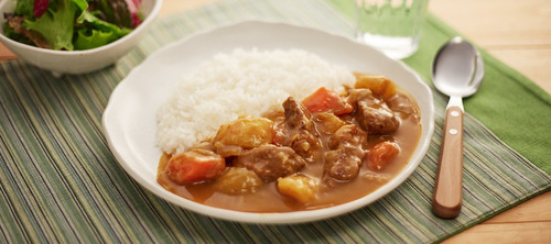 golden curry japanes curry mix mild s&b