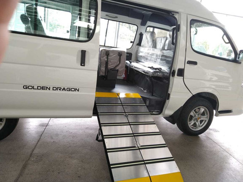 golden dragon microbus servicio especial escolar 2020 diesel