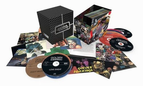 golden earing the box collection limite edition 29 cds