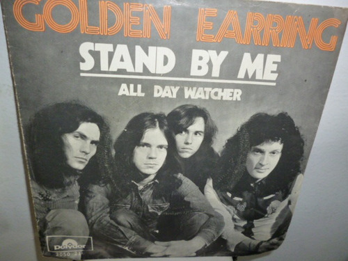golden earring stand by me simple holandes c/tapa